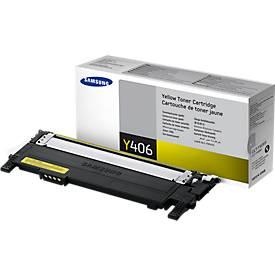 SAMSUNG CLT-Y406S/ELS Tonerkassette gelb