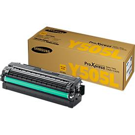 SAMSUNG CLT-Y505L/ELS Tonerkassette, gelb