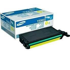 SAMSUNG CLT-Y5082S/ELS Tonerkassette gelb