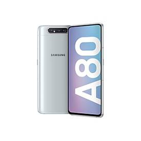 Samsung Galaxy A80 - Ghost White - 4G - 128 GB - GSM - Smartphone