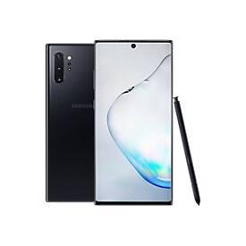 Samsung Galaxy Note10+ - Aura Black - 4G - 256 GB - TD-SCDMA / UMTS / GSM - Smartphone