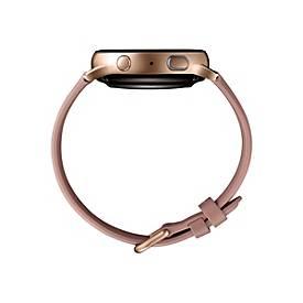 Samsung Galaxy Watch Active 2 - Gold, Edelstahl - intelligente Uhr mit Band - rosa - 4 GB