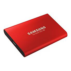 Samsung Portable SSD T5 MU-PA1T0 - Solid-State-Disk - 1 TB - USB 3.1 Gen 2
