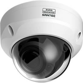 Santec HD-CVI IR-Kuppelkamera SCC251KDIA, Tag-/Nachtkamera, innen und außen