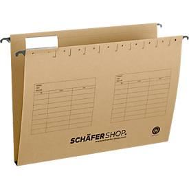 SCHÄFER SHOP Hängesammler, Öffnung seitlich, für Formate bis DIN A4,