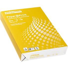Schäfer Shop Select Kopierpapier  Paper@Print, DIN A4, 80 g/m², weiß, 1 Paket = 500 Blatt