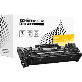 Schäfer Shop Toner baugleich HP 26A (CF266A), schwarz