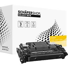Schäfer Shop Toner baugleich HP 26X (CF226X), schwarz