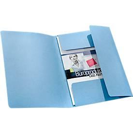 SCHÄFER SHOP Dokumentenmappe, DIN A4, Karton