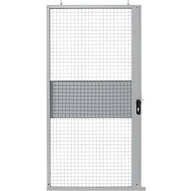 Schiebetür, für Gittertrennwandsystem, B 1110 x H 2110 mm
