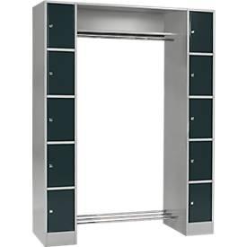 Schließfach-Garderobenanlage - Grundeinheit S5