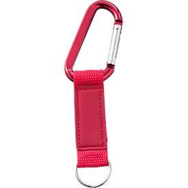 Schlüsselanhänger ImageClick, rot