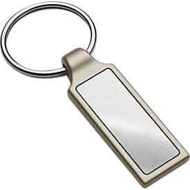 Schlüsselanhänger Irun Rectangular
