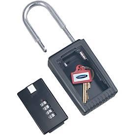 Schlüsselsafe KEYBOX-1, mit Bügel