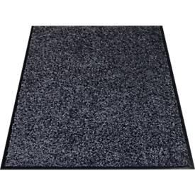 Schmutzfangmatte, 600 x 900 mm, grau