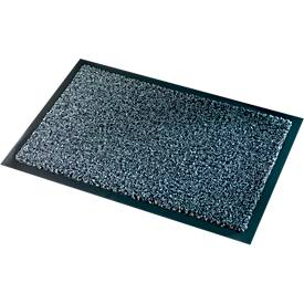 Schmutzfangmatte Premium, B 900 x L 1500 mm, aus Polyamid, grau