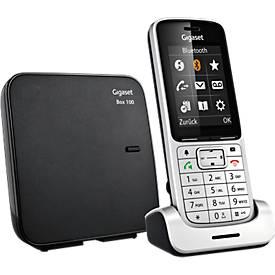Schnurlos-Telefon Gigaset SL450, mit Headset-Anschluss, exzellente Akustik