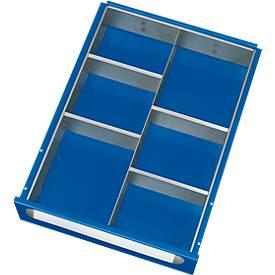 Schubladen Einteilungs-Set 1-4