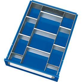 Schubladen Einteilungs-Set 2-9