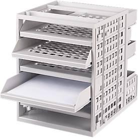 Schubladenbox, 5 Schübe