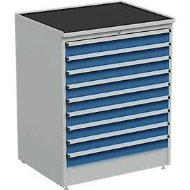 schubladenschrank 910 mm breit g nstig kaufen sch fer shop. Black Bedroom Furniture Sets. Home Design Ideas