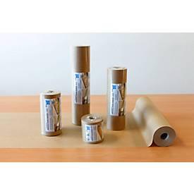 Schutz-/Abdeckpapier, braunes Packpapier 50g/m², L 50 m x B 225 mm