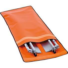 Schutzhülle für Schaufeltrage, 1270 x 550 mm, aus Polyester-Hochfestgewebe