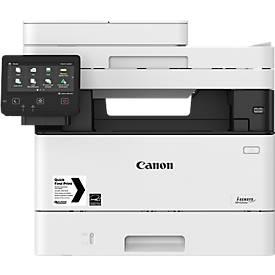 Schwarzweiß Multifunktionsdrucker Canon i-SENSYS MF426dw, 1200 x 1200 dpi, 38 S./min, Duplexdruck