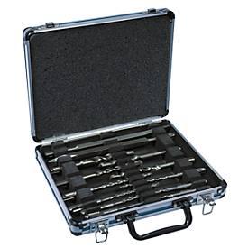 SDS+ Bohrer-Set , unterschiedliche Bohrer, 2 Meisseln, 13tlg.