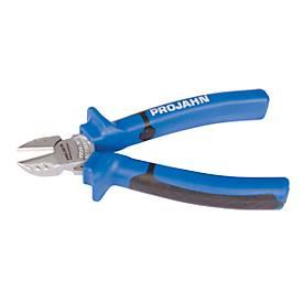 Seitenschneider PROJAHN, für alle Drähte, Präzisionsschneiden, DIN ISO 5749, ergonomische Griffe, Werkzeugstahl