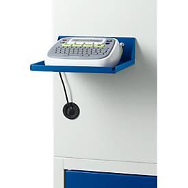Seitliches Ablageboard für PC-Schrank