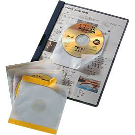 Selbstklebende CD-/DVD-Hülle