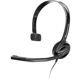 Sennheiser Multimedia-Headset PC 21-II, mit Noise Cancelling