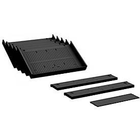 Set d'accessoires pour caisson à roulettes, 2 éléments de compartimentage transversaux, 1