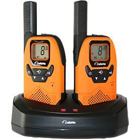 Set de talkie walkies DeTeWe Outdoor 8000