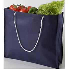 Shopper-Bag, inkl. einfarbigem Werbedruck und allen Grundkosten