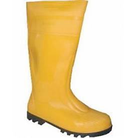 Sicherheits-PVC Stiefel S5-Gelb