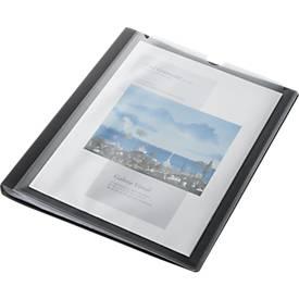 Sichtbuch mit Vortasche, für DIN A4, 10-60 Sichthüllen