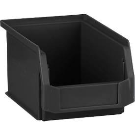 Sichtlagerkasten Größe LF 221, Kunststoff, ohne Tragestab