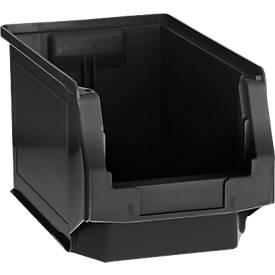 Sichtlagerkasten Größe LF 321, Kunststoff, ohne Tragestab