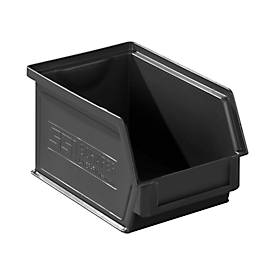 Sichtlagerkasten Serie 14/7, Kunststoff, ohne Tragestab, verschiedene Größen