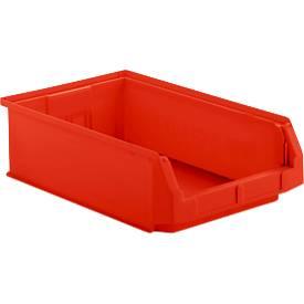 Sichtlagerkasten Serie 531, aus PP-Kunststoff, Inhalt 16,5 L, für Lagerbereich