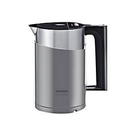 Siemens TW86105P - Wasserkocher - Grau/Schwarz