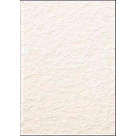 Sigel Struktur-Papier Papyra, DIN A4, 90 g Feinpapier, 100 Blatt