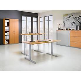 Sitz-/Steharbeitsplatz Multiflex, 1600 mm