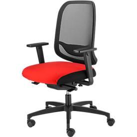 Sitzüberzug für Bürodrehstuhl INVICTA Point, verschiedene Farben