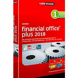 Software LEXWARE Financial office plus 2016