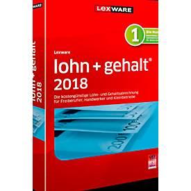 Software LEXWARE Lohn+Gehalt 2018
