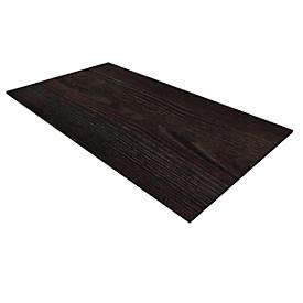 SOLUS PLAY afdekblad voor verrijdbare en vaste ladeblok, B 430 x D 600 mm, Moor-eiken