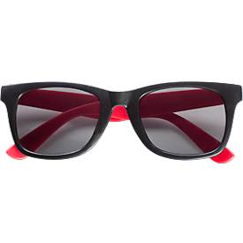 Sonnenbrille Color Line, Kunststoff, UV 400-Schutz, verschiedene Bügelfarben